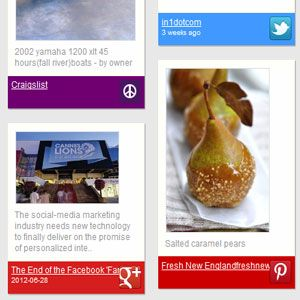 Create a Social Updates Wall in Your WordPress Blog With Socialist jQuery Plugin