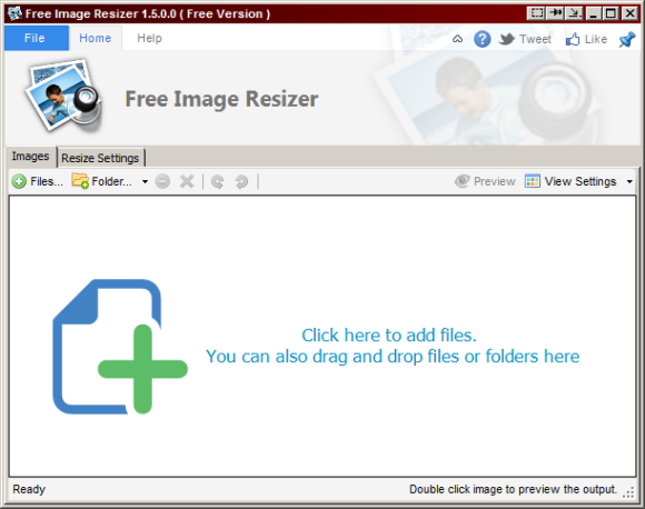 resize images windows