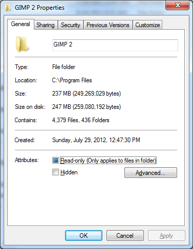 how to organize my computer files