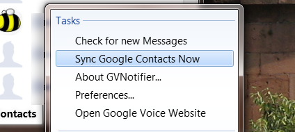 google voice client windows