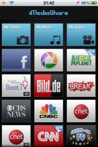 remote control internet tv
