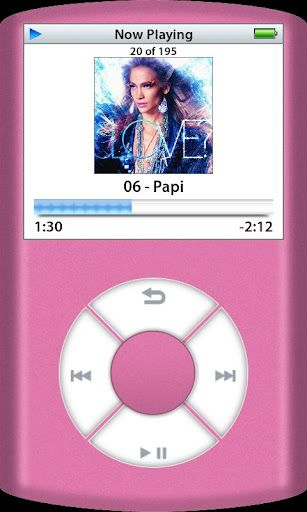 Idrod Music Free: Turns Android Screen into an Old-School iPod Nano To Play Music idrodmusicfree2