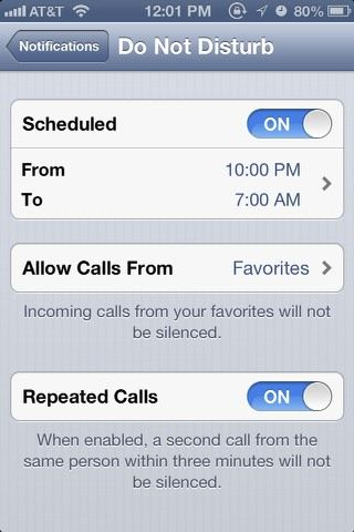 10 New iOS 6 Settings You Should Know About ios6 settings 6