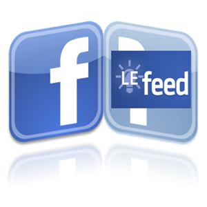 Get An Alternative Facebook Interface Customized To Your Interests With LeFeed