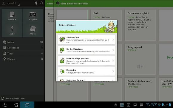 evernote compared to onenote