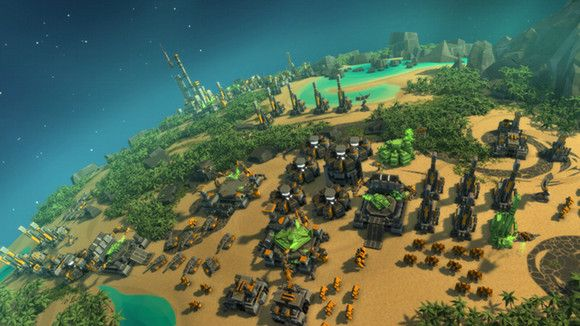 The Gadgets And Games Of Kickstarter: September 18th 2012 Edition planetaryannihilation