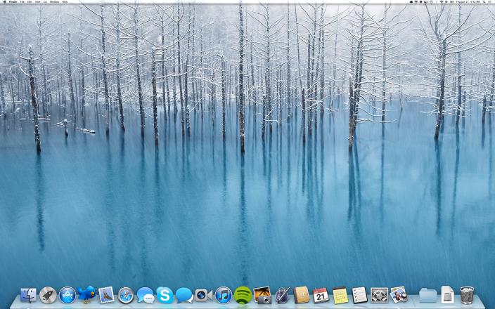 change screen resolution on mac