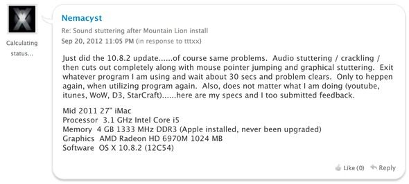 OS X Mountain Lion Is Far From Perfect & Here's Why sound 1082 xn