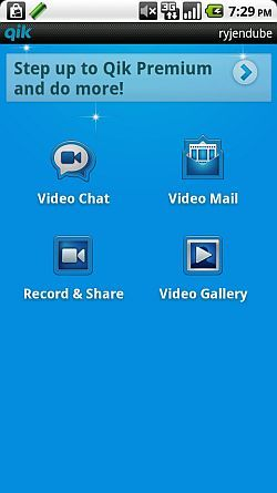 video chat android