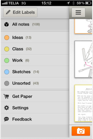 notes app iphone