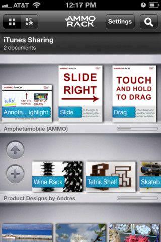 visual document management