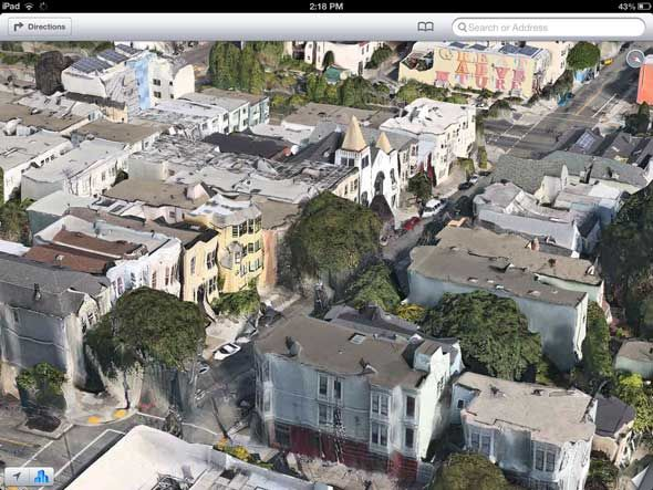 Why My Next Phone Is Not An iPhone, From An Apple Fanboy [Opinion] 3d maps