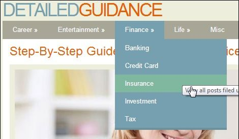 step by step guide online services