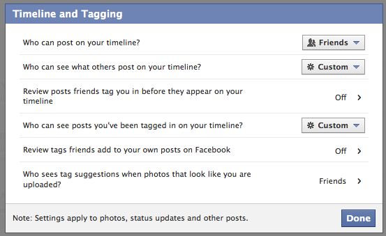 How To Ensure You're Not Outed On Facebook [Weekly Facebook Tips] Facebook Timeline And Tagging