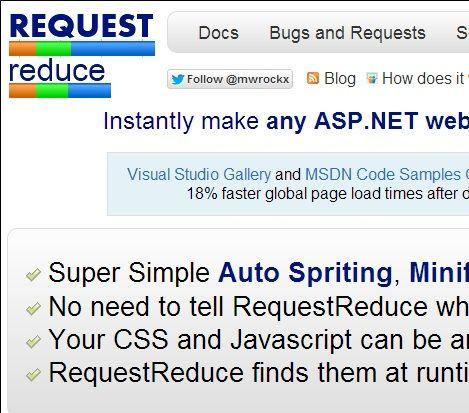 improve speed of asp.net
