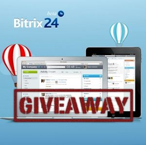 Bitrix24 Review and iPhone 5 Giveaway
