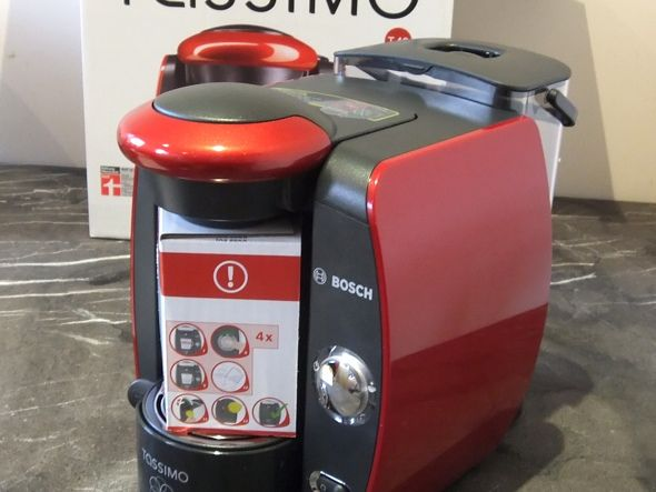 bosch tassimo coffee machine review