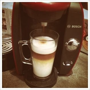 Bosch Tassimo Coffee Machine Review and Giveaway
