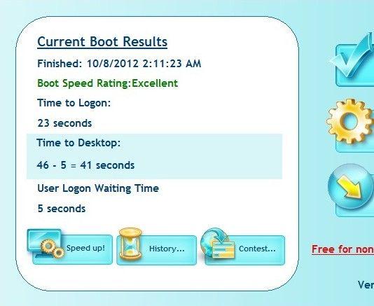 long windows boot time