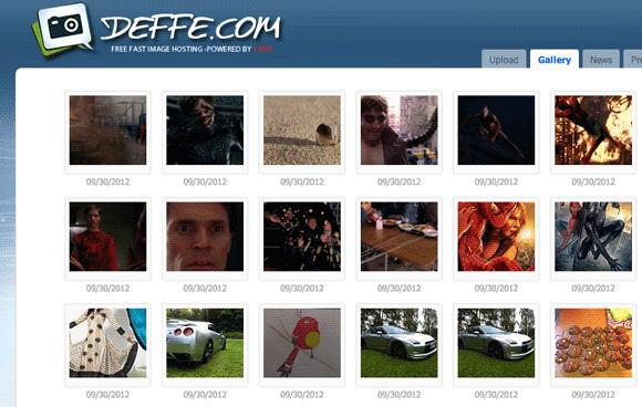fast image hosting
