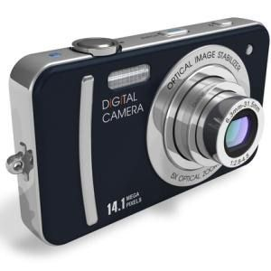 digital cameras linux
