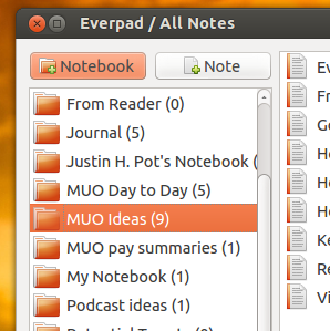 Everpad: The Best Evernote Client For Ubuntu [Linux]