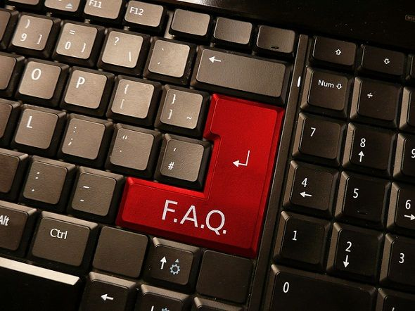 Do You Believe Everything You Read on the Web? [You Told Us] frequently asked questions keyboard1