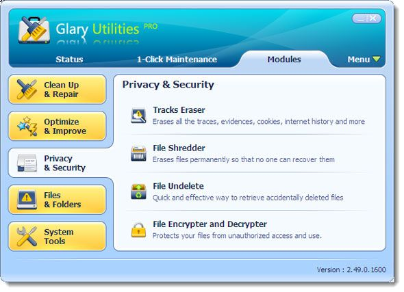 Keep Your PC Running Smoothly With Glary Utilities Pro glary utilities02