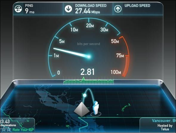Are you getting the broadband speed youre paying for broadband speed test stopboris Images