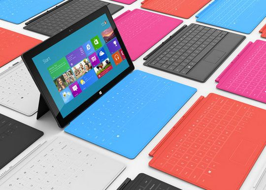What Do You Think of the Microsoft Surface? [You Told Us] microsoft surface tablet keyboards