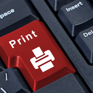 The High Cost Of Printing [INFOGRAPHIC]