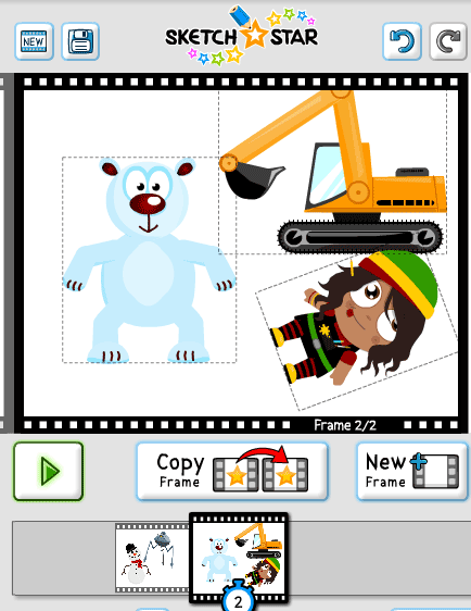 create online animations
