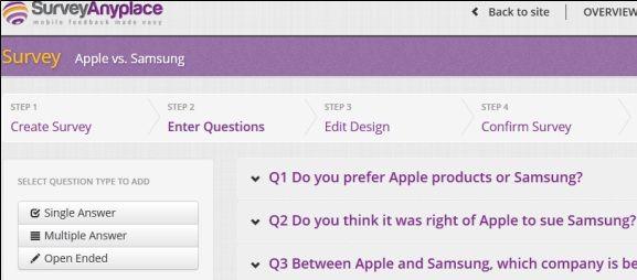 conduct online surveys
