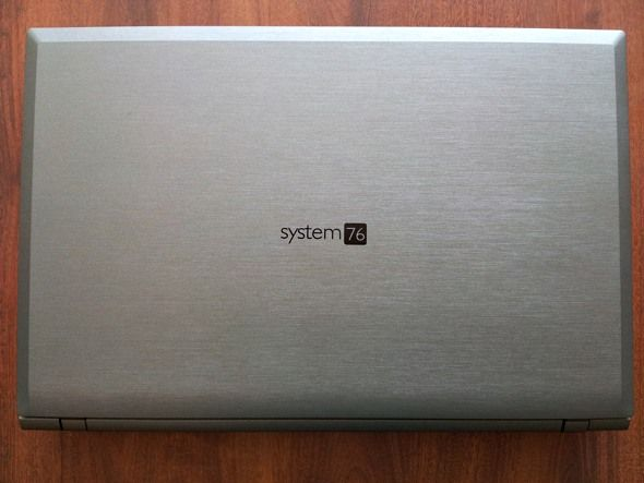 system 76 gazelle professional laptop review