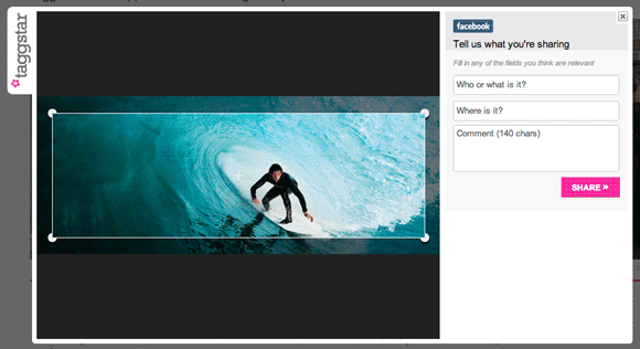 add tags to images