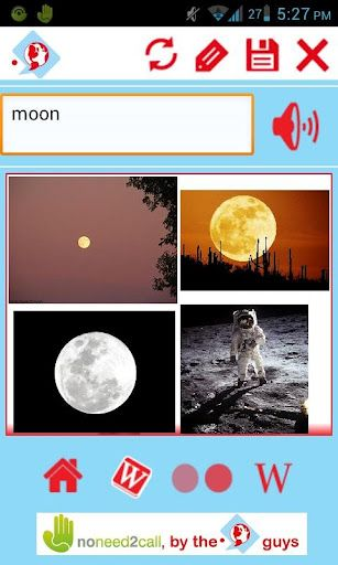 VocaBoca Visual Translator: Identify An Object By Taking Its Photo [Android]