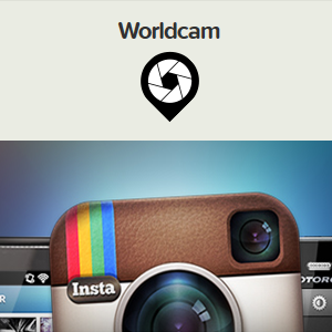 Find Instagram Photos By Location With Worldcam