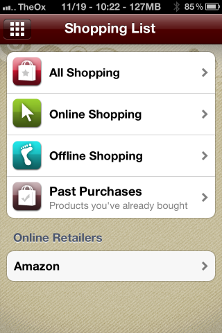 No More Socks Makes Your Holiday Shopping Easy [iOS, Free For A Limited Time] 2012 11 19 10