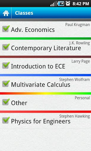 evernote for android phone