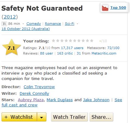 imdb rotten tomatoes ratings