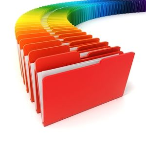 Be Creative AND Organized: Color-Code Your Windows Folders