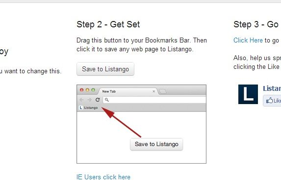List   Listango: Save Bookmarks Online For Easy Organization & Accessibility