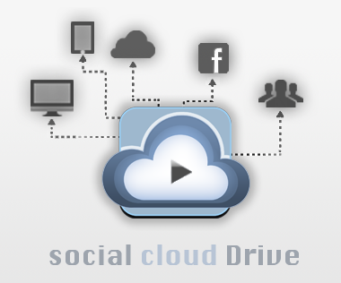 share files with friends online