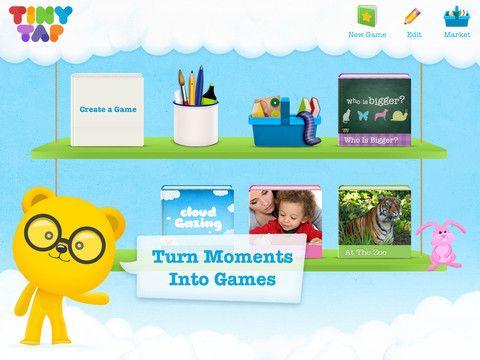 fun games for kids iphone