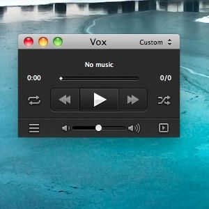 Vox Is The Sleek, Light-Weight Music Player You've Been Waiting For [Mac]