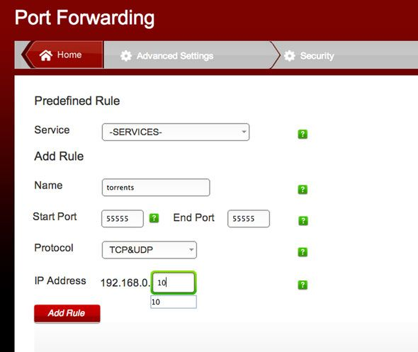 What Is Port Forwarding & How Can It Help Me? [MakeUseOf Explains] add new rule