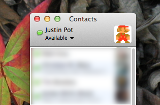 mac instant message app