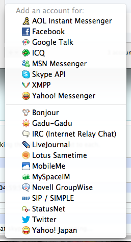 Adium - The Ultimate Instant Messaging App [Mac]