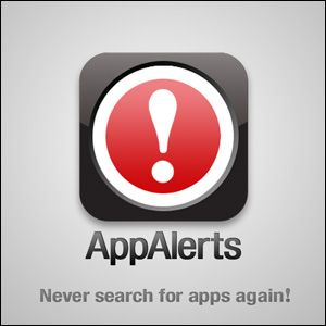AppAlerts Takes the Effort Out of Searching for the Right iPhone App as It Automatically Tracks the Apps You Want [iOS]