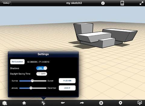 create 3d building design
